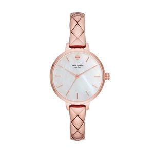 COPY - Kate Spade Metro Bracelet Watch, 34mm Rose…